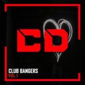 Club Bangers, Vol.1 - EP de Various Artists