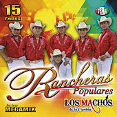 Rancheras Populares (Vol. 4) by Los Machos de la Cumbia