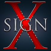Sign X by Sign X