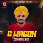 G Wagon (feat. Deep Jandu & Gurlez Akhtar) by Sidhu Moose Wala