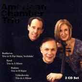 American Chamber Trio by Daniel Morganstern