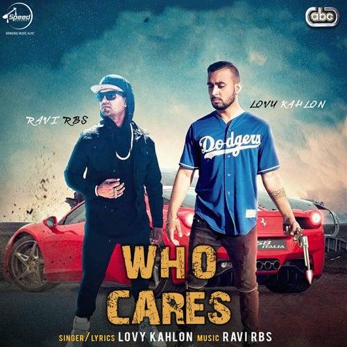 Who Cares by Lovy Kahlon