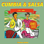 Cumbia & Salsa 2x1 Hits by Various Artists