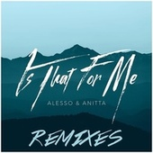 Is That For Me (Remixes) by Alesso & Aniita