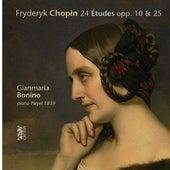 Chopin: 24 Études Opp. 10 & 25 by Gian Maria Bonino