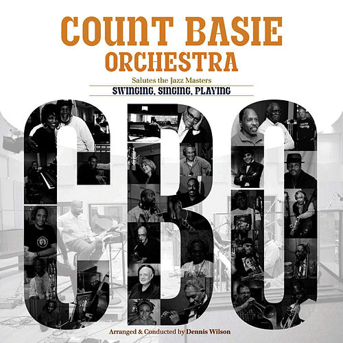 Swinging, Singing, Playing by Count Basie Orchestra