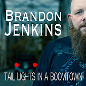 Tail Lights in a Boom Town by Brandon Jenkins