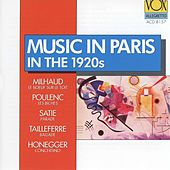 Music in Paris in the 1920s by Various Artists
