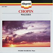 Chopin: Waltzes by Ingrid Haebler