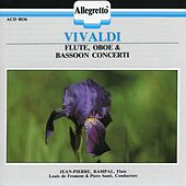 Vivaldi: Flute, Oboe & Bassoon Concerti by Various Artists
