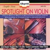 Spotlight on Violin by Various Artists