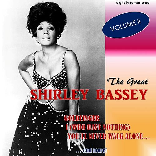 The Great Shirley Bassey, Vol. 2 (Digitally Remastered) von Shirley Bassey