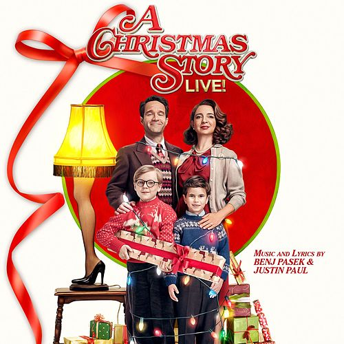 A Christmas Story Live! by Various Artists