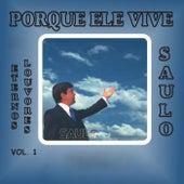 Porque Ele Vive (Eternos Louvores), Vol. 1 von Saulo