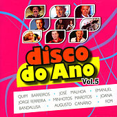 Disco do Ano Vol. 5 by Various Artists