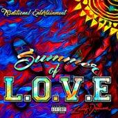 Summer of L.O.V.E: (Interval) von Larry Donnavon