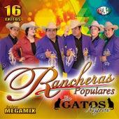 Rancheras Populares 16 Éxitos de Los Gatos Negros