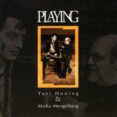 Playing by Misha Mengelberg