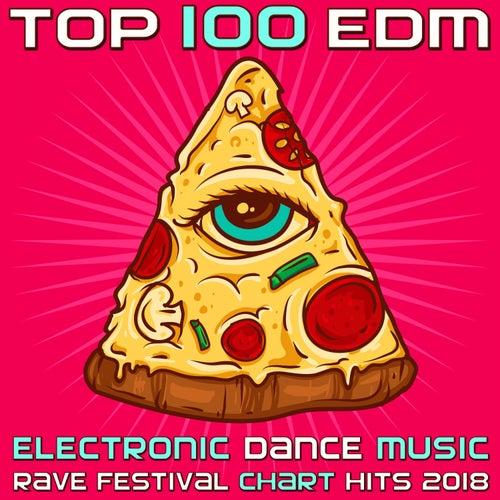 Top 100 EDM - Electronic Dance Music Rave Festival Chart Hits 2018 von Various