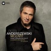 Mozart: Piano Concertos Nos 25 & 27 by Piotr Anderszewski