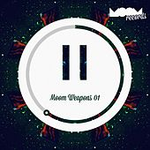 Moom Weapons 01 - EP de Various Artists