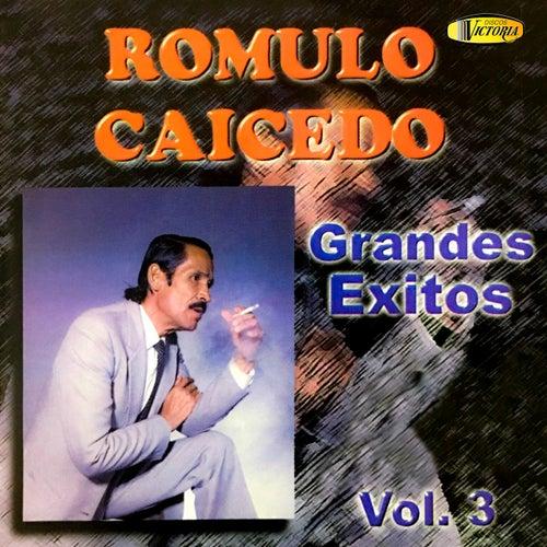 Grandes Éxitos (Vol.3) by Rómulo Caicedo