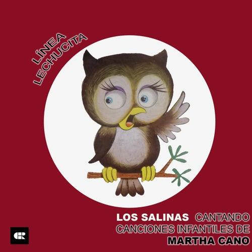 Los Salinas Cantando Canciones Infantiles de Martha Cano by Salinas