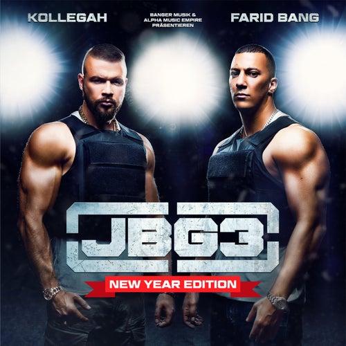 Jung Brutal Gutaussehend 3 (New Year Edition) von Kollegah & Farid Bang