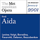 Verdi: Aida (January 27, 2001) by Various Artists