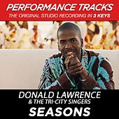 Seasons (Premiere Performance Plus Track) de Donald Lawrence