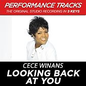 Looking Back At You (Premiere Performance Plus Track) de Cece Winans