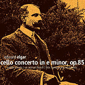 Elgar: Cello Concerto in E minor de Pablo Casals