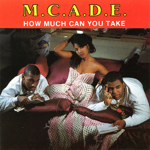 How Much Can You Take by M.C. A.D.E.