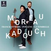Franck, Poulenc & Strohl: Cello Sonatas by Edgar Moreau