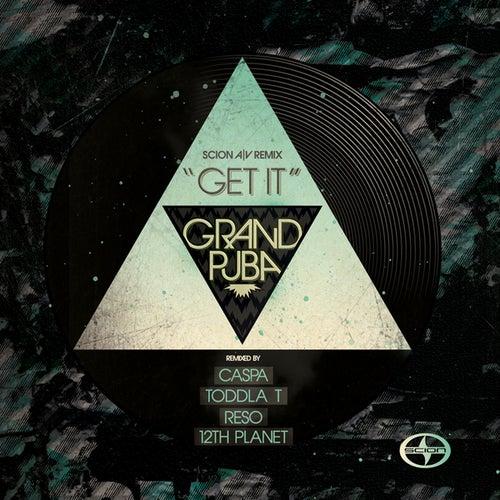 Scion A/V Remix Project: Grand Puba by Grand Puba