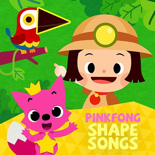 Amazing Shape Songs By Pinkfong