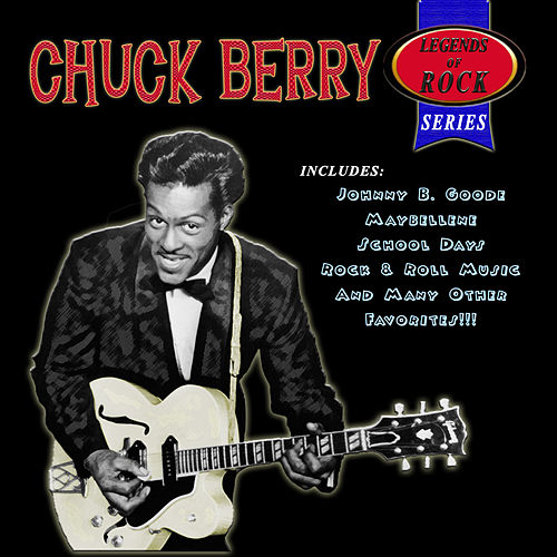 Legends Of Rock Series: Chuck Berry by Chuck Berry