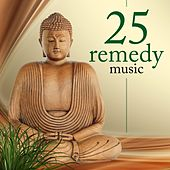 25 Remedy - a Collection of the Most Relaxing Instrumental Music with Nature Sounds (Rain, Ocean Waves, Wind), Tibetan Bells, Piano by Piano Love Songs