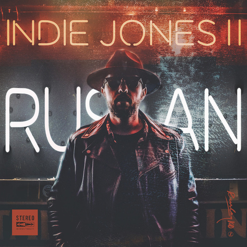 Indie Jones II by Ruslan