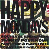 Squirrel And G-Man Twenty Four Hour Party People Plastic Face Carnt Smile (White Out) von Happy Mondays