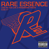 Live PA#20 Live @ Panorama Room 9-30-17 by Rare Essence