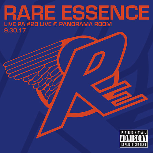 Live PA#20 Live @ Panorama Room 9-30-17 by Rare Essence