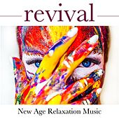 Revival - New Age Relaxation Music, Nature Sounds, Rain, River, Ocean Waves, Believe in You, Find Inner Peace by Relaxing Piano Music