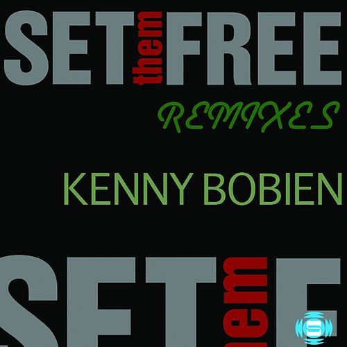 Set Them Free Remixes by Kenny Bobien