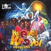 Kreyol Chante Kreyol Konprann by BIC Tizon dife