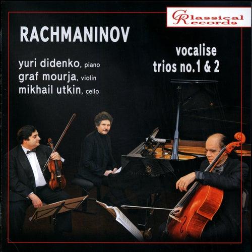 Rachmaninov. Piano Trios by Yuri Didenko