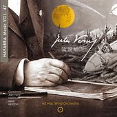 Jules Verne on the moon by Ad Hoc Wind Orchestra