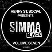 Henry St. Social Pres. Simma Black, Vol. 7 - EP de Various Artists