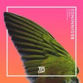 The Wildlife presents Beginnings - Single von Various Artists