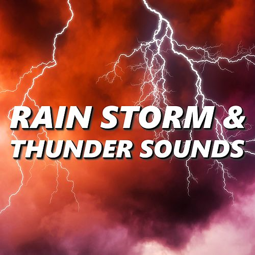 Rain Storm & Thunder Sounds by Thunderstorm Sounds